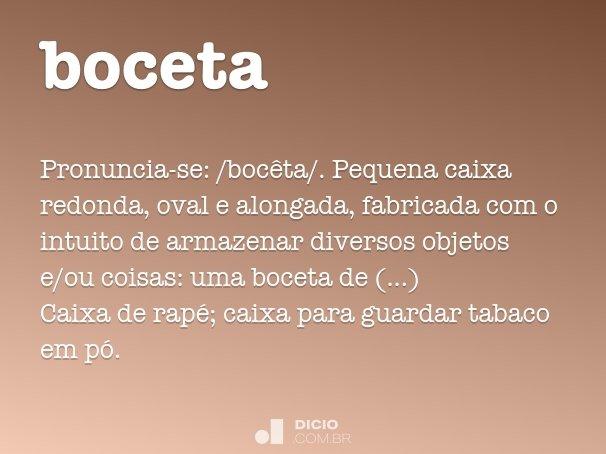 boceta