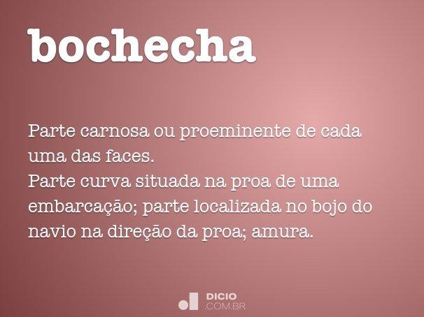 bochecha