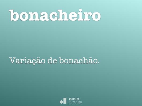 bonacheiro