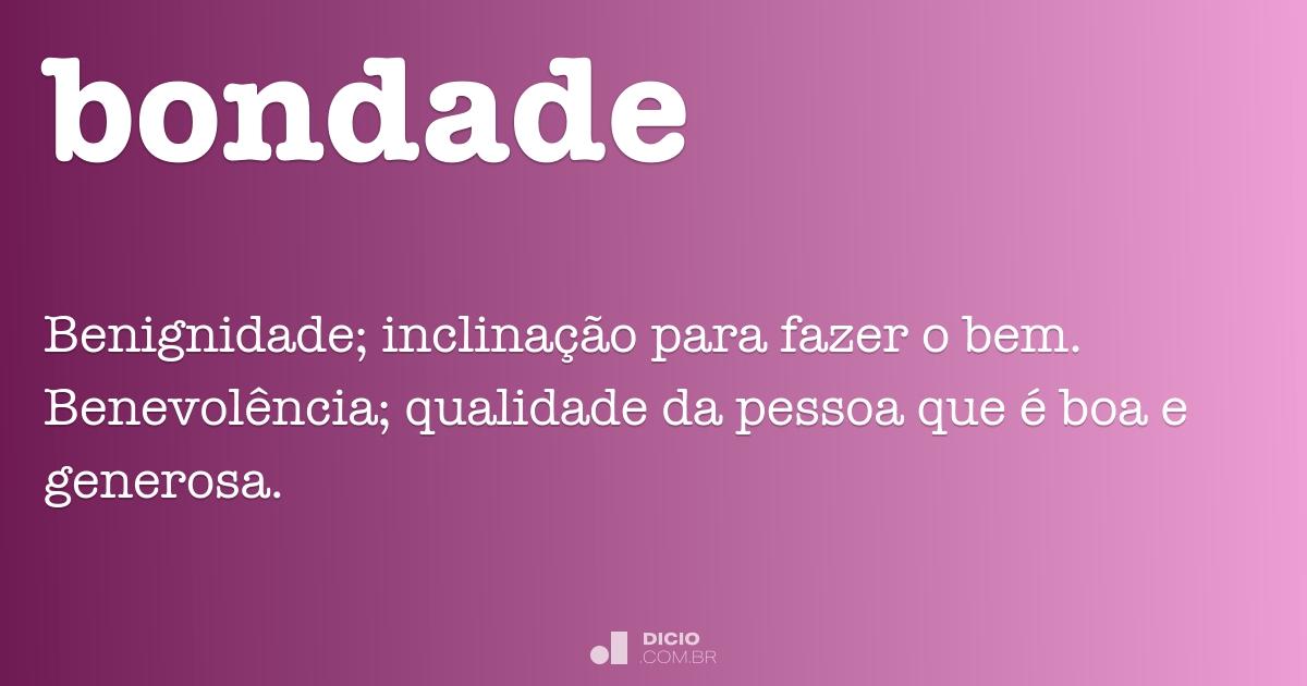 Frases De Bondade E Humildade: Dicio, Dicionário Online De Português
