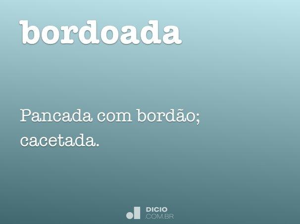 bordoada