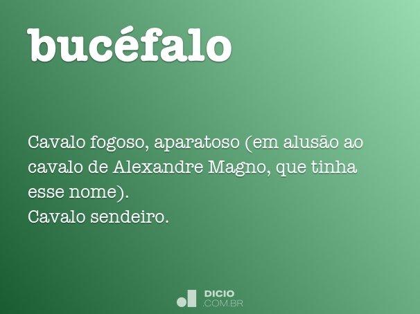 buc�falo