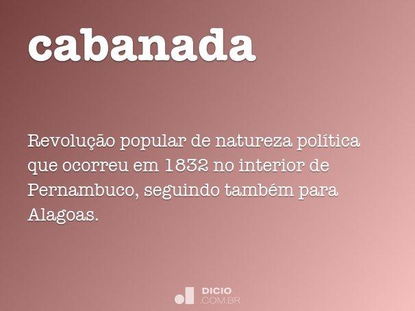 cabanada
