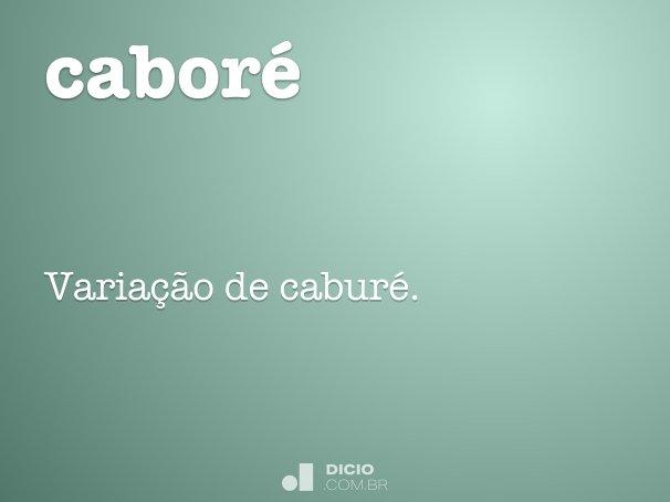 caboré