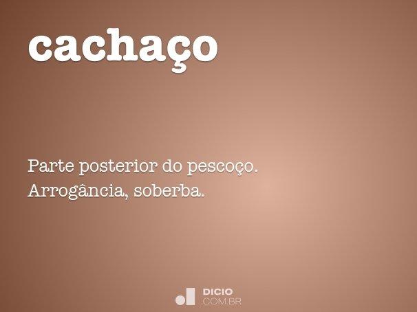 cacha�o