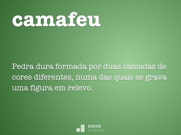 camafeu