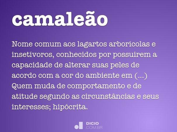 camale�o