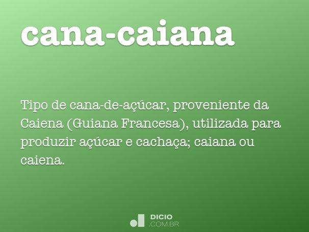 cana-caiana