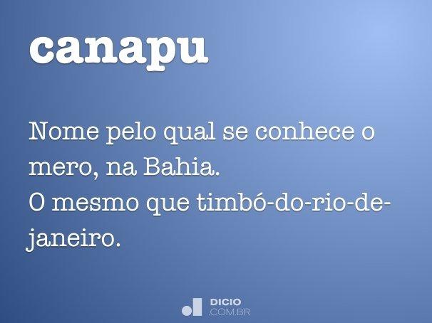 canapu