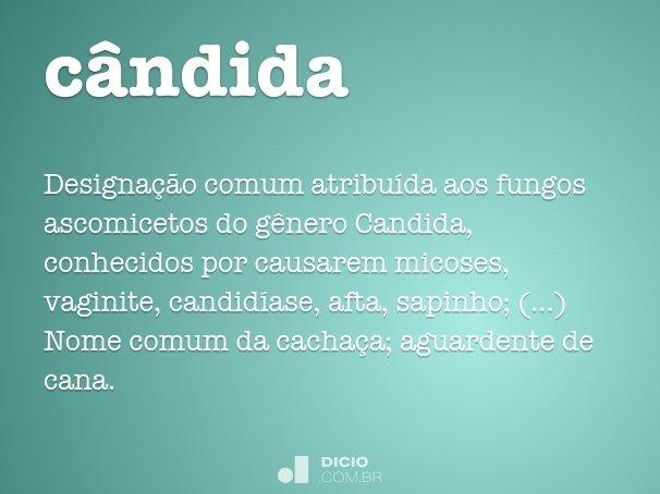 c�ndida