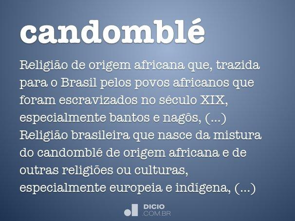 candombl�