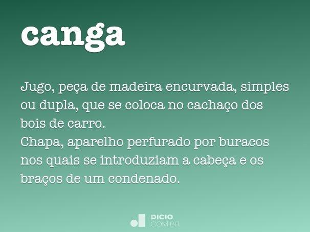 canga