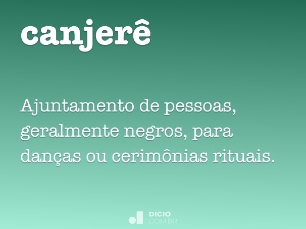 canjer�