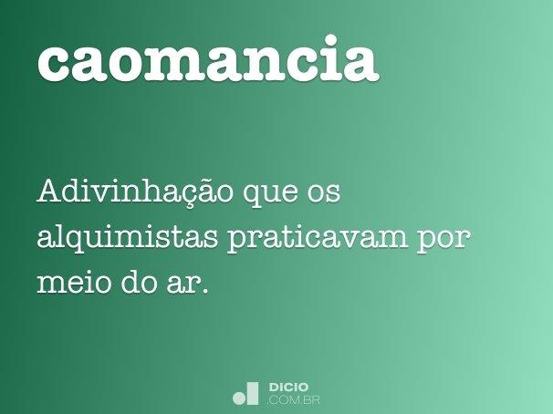 caomancia