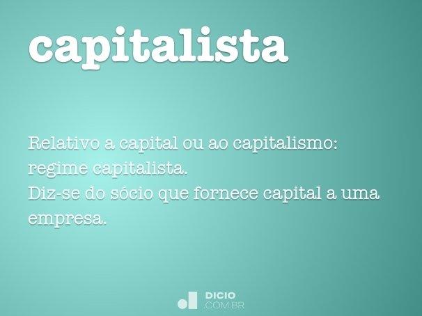 capitalista