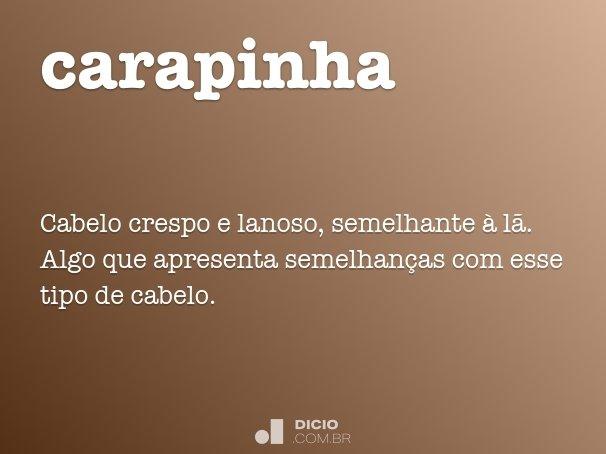 carapinha