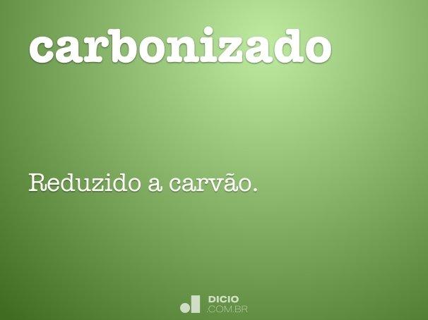 carbonizado