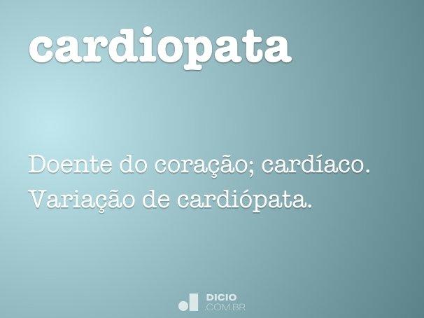 cardiopata