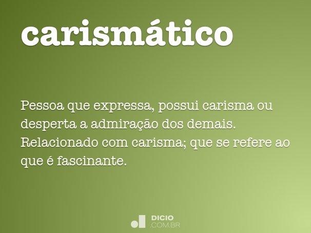 carism�tico