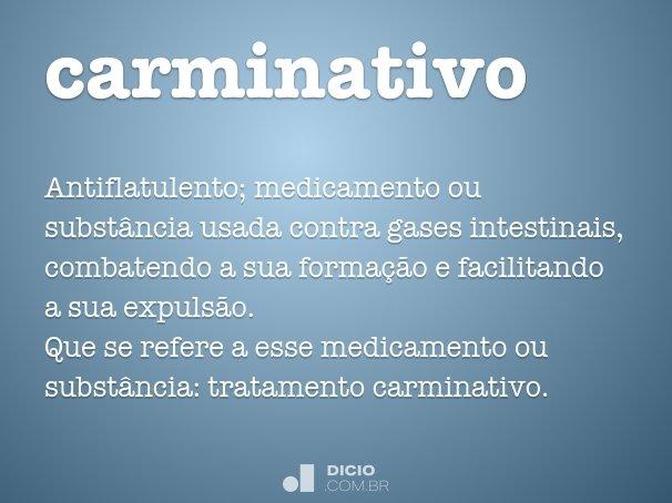 carminativo