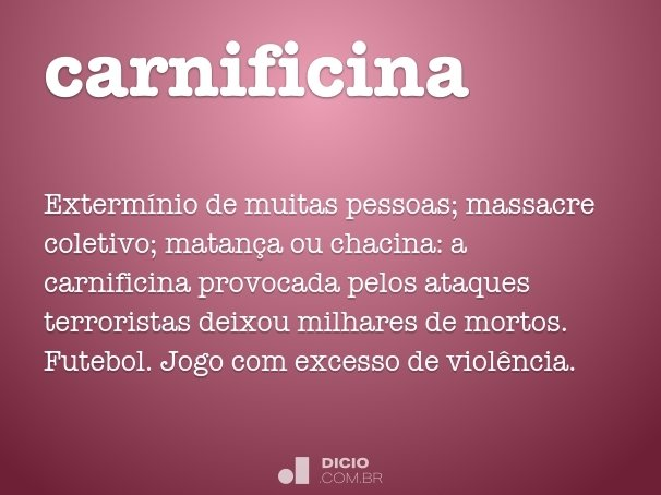 carnificina