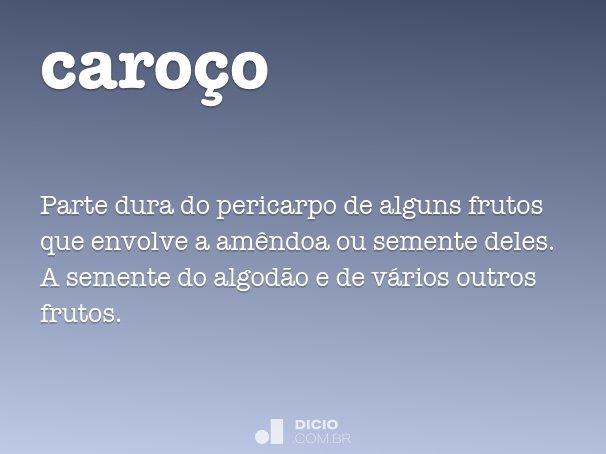 caro�o