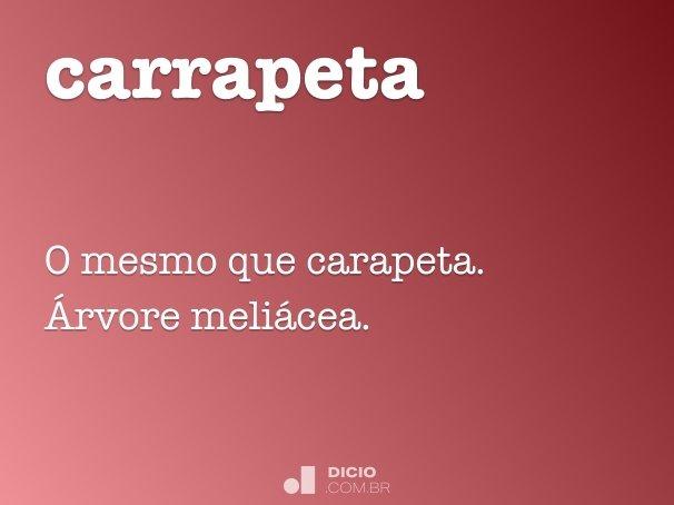 carrapeta