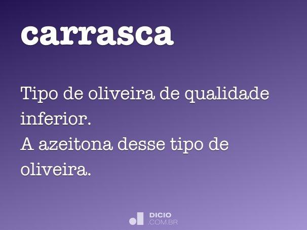 carrasca