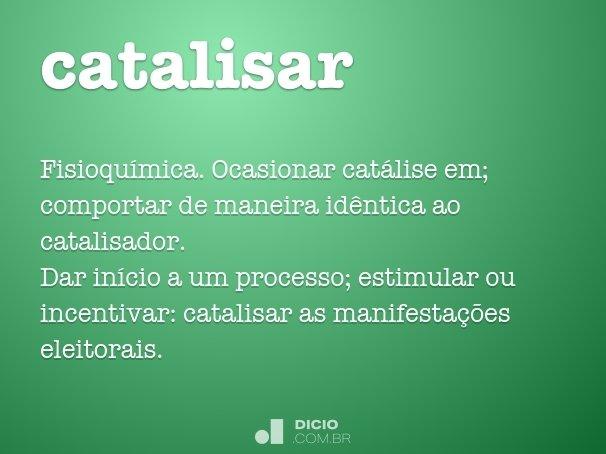 catalisar