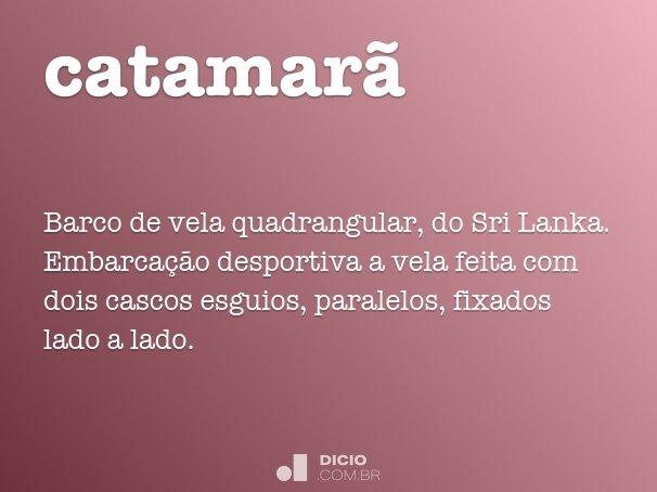 catamar�