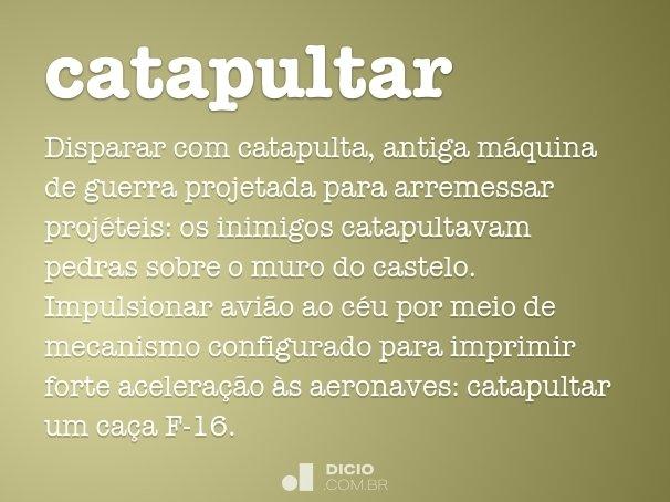catapultar