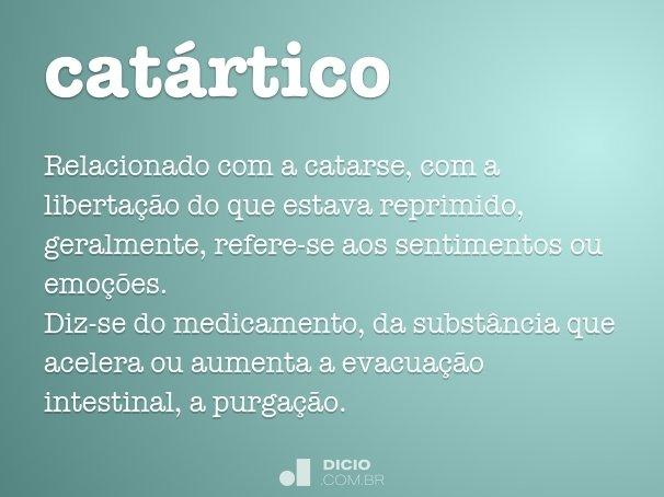 catártico