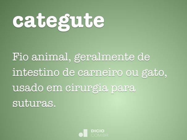 categute