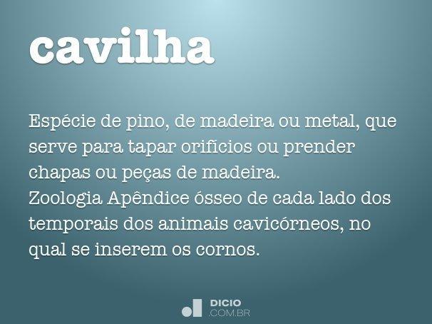 cavilha