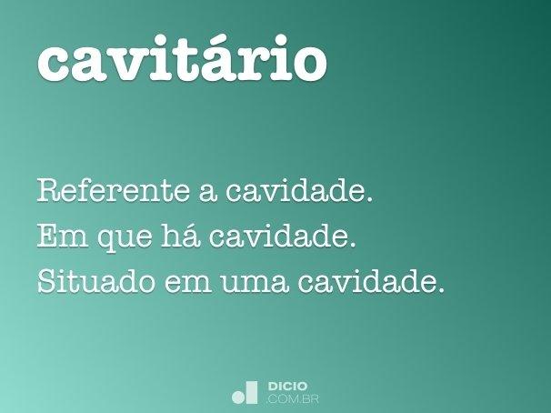 cavit�rio
