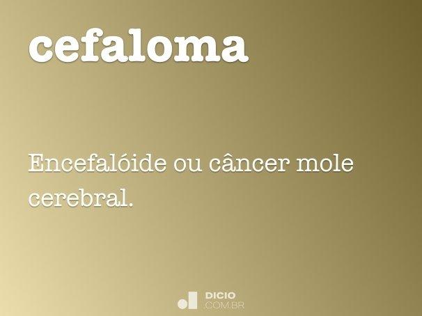 cefaloma