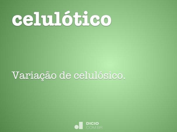 celul�tico
