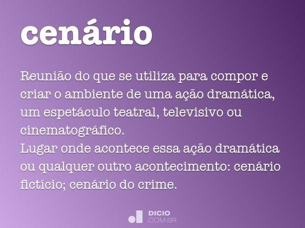 cen�rio