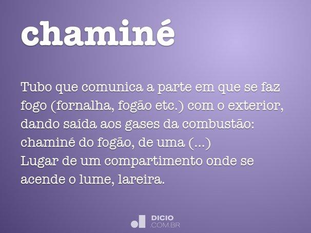 chamin�
