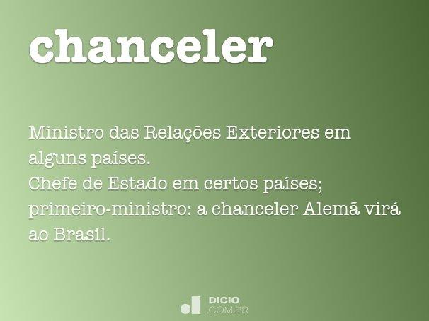 chanceler