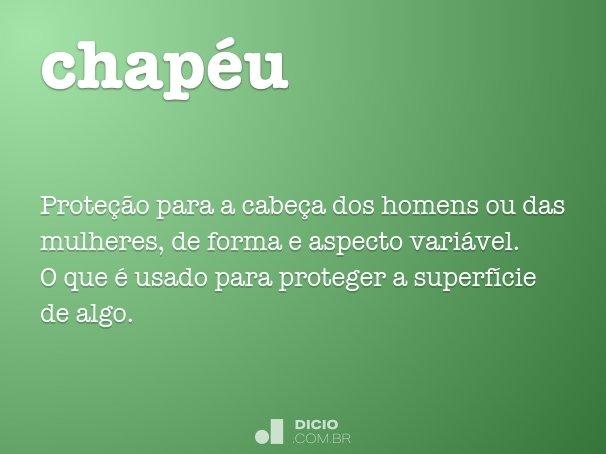 chap�u