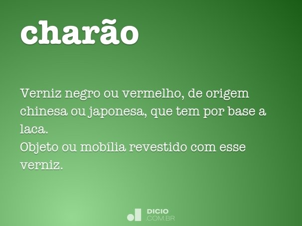 charão
