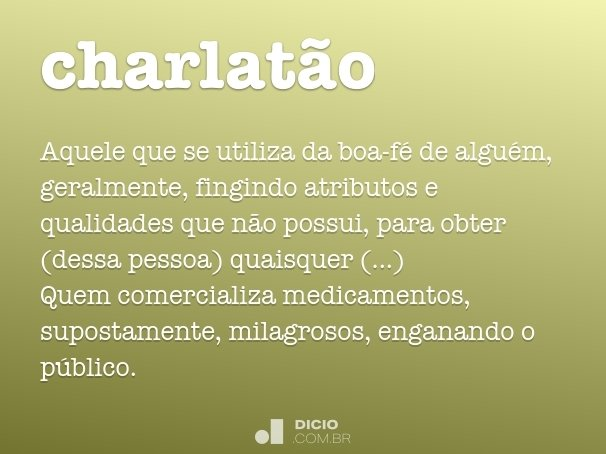 charlat�o