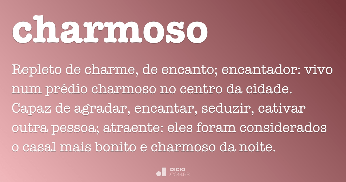 charmoso dicion rio online de portugu s