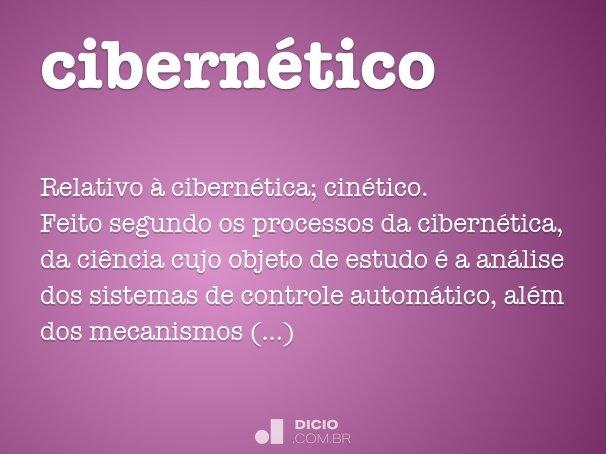 cibern�tico