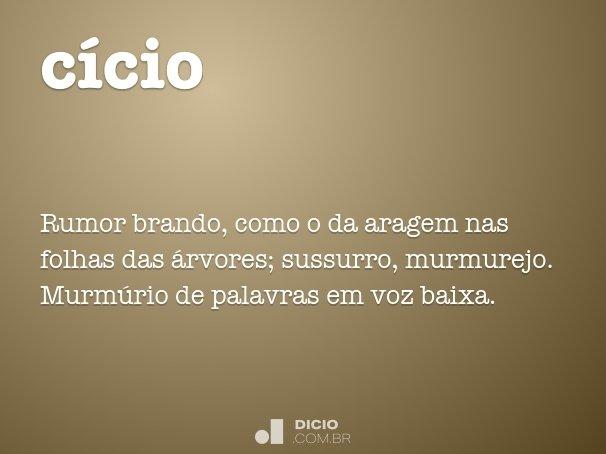 c�cio