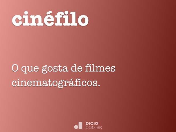 cin�filo