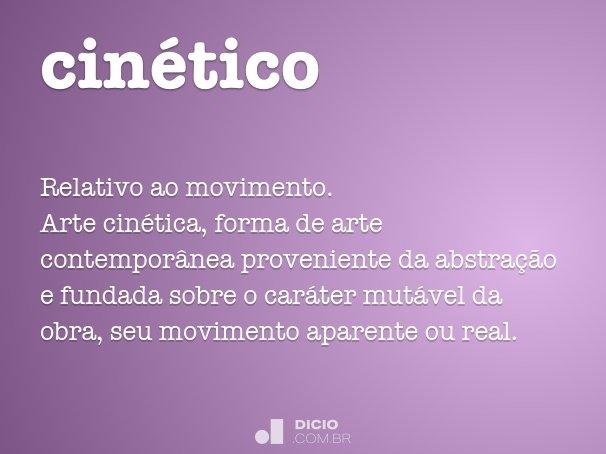 cinético