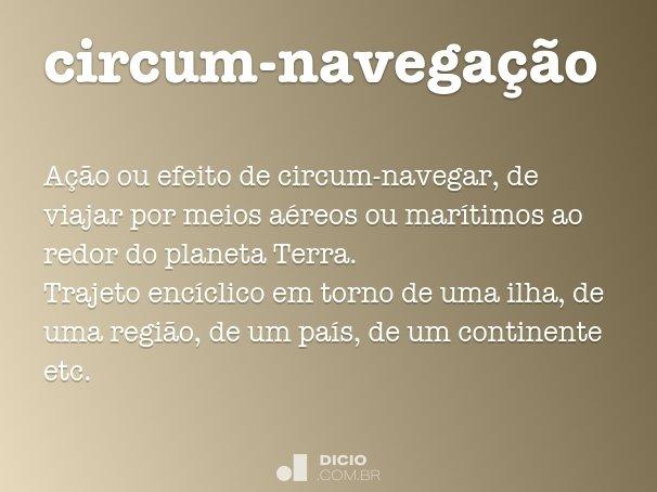 circum-navega��o