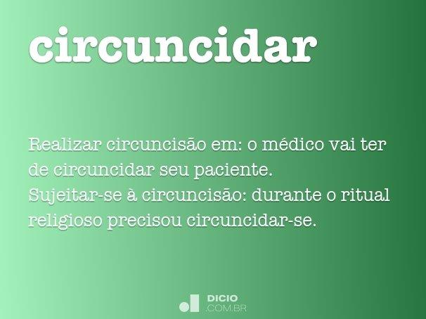 circuncidar